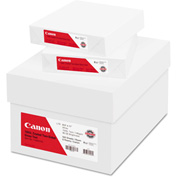"Canon® Coated Two-Sided Gloss Text Paper 1128V743, 8-1/2"" x 11"", White, 500 Sheets/Ctn"