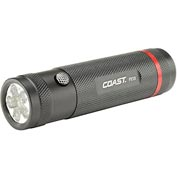 Coast®  PX10 Professional Use Dual Color (UV/White) LED Flashlight in Box - Black