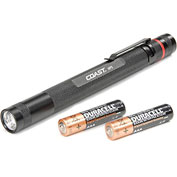 Coast™ 19534 HP3 High Performance Focusing LED Inspection Flashlight in Clam Pack - Black