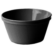 Cambro 35CW110 - Bowl Bullion 8.4 Oz.,  Black - Pkg Qty 48