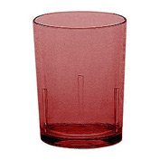 Cambro D14156 - Tumbler Delmar, 14 Oz., Ruby Red - Pkg Qty 36