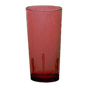 Cambro D24156 - Tumbler Delmar, 24 Oz., Ruby Red - Pkg Qty 36