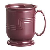 Cambro MDSM8487 - 8 Oz Coffee Cup,  Cranberry - Pkg Qty 48