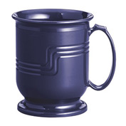 Cambro MDSM8497 8 Oz Coffee Cup, Navy Blue Package Count 48