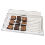 Cambro RD1220CW135 - Display Cake Cover Rectangular 12x20, Clear