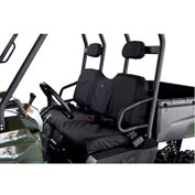 Classic Accessories UTV Bench Seat Cover - 2009 Polaris Ranger XP/HD, Black - 18-026-010401-00