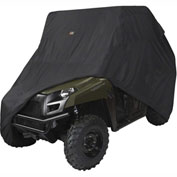 Classic Accessories UTV Storage Cover, Large, Black - 18-070-040401-00