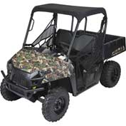 Classic Accessories UTV Roll Cage Top, Polaris Ranger Full, Black - 18-089-010401-00