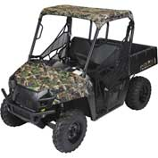 Classic Accessories UTV Roll Cage Top, Polaris Ranger Full, Vista Camo - 18-090-016001-00