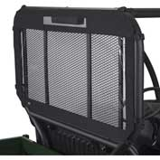 Classic Accessories UTV Rear Windshield, Kawasaki Mule 4000, Black - 18-101-010401-00