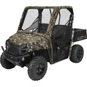 Classic Accessories UTV Cab Enclosure, Polaris Ranger, Vista Camo - 18-116-016001-00