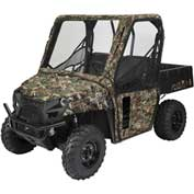 Classic Accessories UTV Cab Enclosure, Polaris Ranger Mid, Vista Camo - 18-118-016001-00