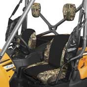 Classic Accessories UTV Bucket Seat Cover Set, Yamaha Rhino, Vista Camo - 18-145-016003-00