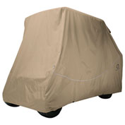 Classic Accessories 40-067-015801-RT Fairway Quick-Fit Conversion Kit Golf Cart Cover