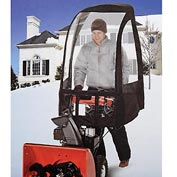 Classic Accessories Snow Thrower Cab - 52-001-010401-00
