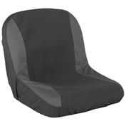 Classic Accessories Neoprene Paneled Tractor Seat Cover, Large - 52-145-380401-00