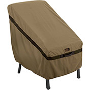 Classic Accessories Hickory Highback Chair Cover Tan - 55-205-012401-EC