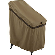 Classic Accessories Hickory Stackable Chair Cover Tan - 55-207-012401-EC