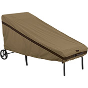 Classic Accessories Hickory Chaise Cover Tan - 55-209-012401-EC