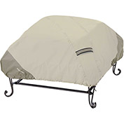 Classic Accessories Belltown Fire Pit Cover Square, Grey - 55-262-021001-00