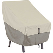Classic Accessories Belltown High back Chair Cover Grey - 55-269-011001-00