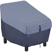 Classic Accessories Belltown Standard Chair Cover Blue - 55-291-015501-00