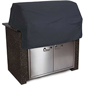 Classic Accessories Built in BBQ Grill Top Cover Medium, Black - 55-313-030401-00