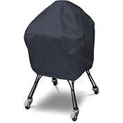 Classic Accessories Kamado Ceramic BBQ Grill Cover Large, Black - 55-316-010401-00