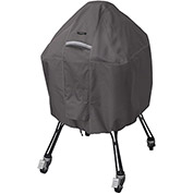 Classic Accessories Ravenna Kamado Ceramic Grill Cover Large, Taupe - 55-321-045101-EC