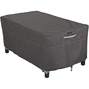 Classic Accessories Ravenna Rectangular Coffee Table Cover Taupe - 55-327-015101-EC