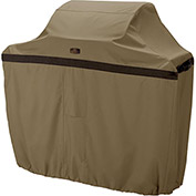 Classic Accessories Hickory BBQ Grill Cover Small, Tan - 55-334-022401-EC
