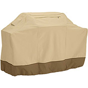 Classic Accessories Veranda BBQ Grill Cover Medium-Small, Pebble - 55-338-371501-00