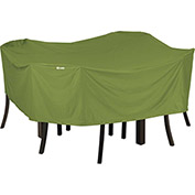 Classic Accessories Sodo Patio Table and Chair Cover Square, Medium, Herb - 55-347-031901-EC