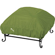 Classic Accessories Sodo Fire Pit Cover Square, Herb - 55-356-011901-EC