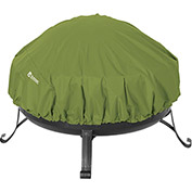 Classic Accessories Sodo Fire Pit Cover Round, Herb - 55-357-011901-EC