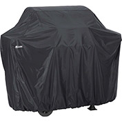 Classic Accessories Sodo BBQ Grill Cover Medium, Black - 55-368-030401-EC