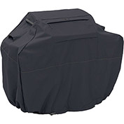 Classic Accessories Ravenna BBQ Grill Cover Medium, Black - 55-390-030401-EC