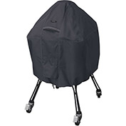 Classic Accessories Ravenna Kamando Ceramic Grill Cover X-Large, Black - 55-396-050401-EC