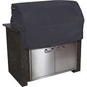 Classic Accessories Ravenna Built In BBQ Grill Top Cover Large, Black - 55-400-040401-EC