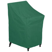 Classic Accessories Atrium Stacking Chair Cover Green - 55-436-011101-11