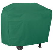 Classic Accessories Atrium Patio BBQ Grill Cover, Large, Green - 55-432-011101-11