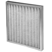 "Purolator® 5256862289 High Temp Pleated Filter 24""W x 24""H x 1""D - Pkg Qty 12"
