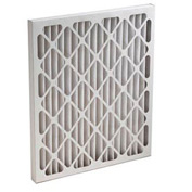"Purolator® 5257400977 Antimicrobial Pleated Filter 10""W x 20""H x 2""D - Pkg Qty 24"