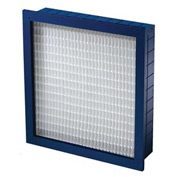 "Purolator® 5370270978 95 Series Single Header Merv 14 Dominator Filter 20""W x 20""H x 4""D - Pkg Qty 3"