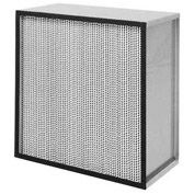 "Purolator® 5455455080 Galvanized Steel Ultra-Cell Filter 24""W x 24""H x 12""D"