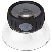 Carson® Plus LO-06 LumiLoupe™ 6x Power Focusing Magnifying Loupe