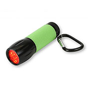 Carson® SL-22 RedSight™ Red LED Flashlight For Astronomy Star Maps and Night Vision