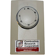Line Voltage Thermostat Heat Only 5484.00 for Infrared Heaters120V, 22 AMP