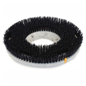 "Carlisle Colortech™ Stripping Grit Brush 19"" Black - 361900G50-5N"