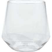 Carlisle 4950307 Astaire Stemware Stemless Wine Glass 13 oz Clear Package Count 12